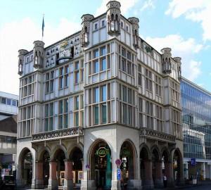 Köln, 4711 Haus, Glockengasse