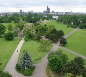 Rheinpark, Köln