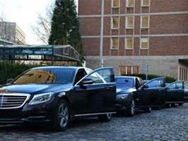 Chauffeurservice - Limousine Plus