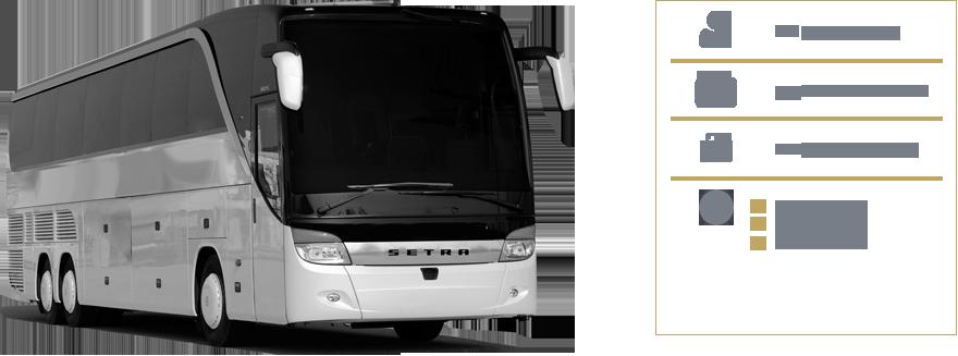 Business Class Reisebus