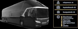 First Class Reisebus Details