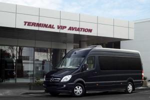 VIP Sprinter Flughafen