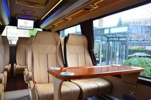 VIP Sprinter Innenraum beige