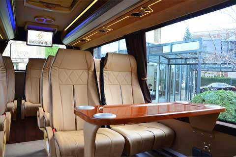 vip sprinter limousine plus gmbh. Black Bedroom Furniture Sets. Home Design Ideas