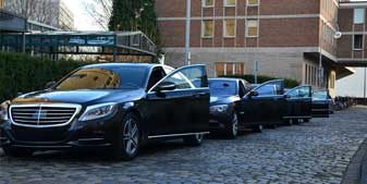Chauffeurservice Köln