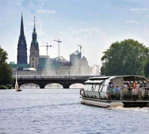 Hamburg an der Elbe