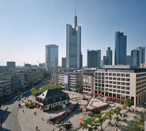 Limousine service Frankfurt