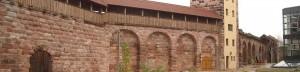 Nueremburg Stadtmauer